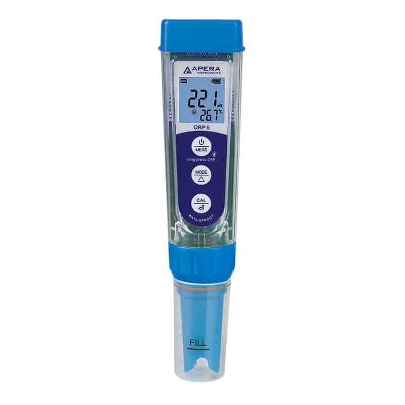 ORP5 Premium Taschen-ORP-Messgerät